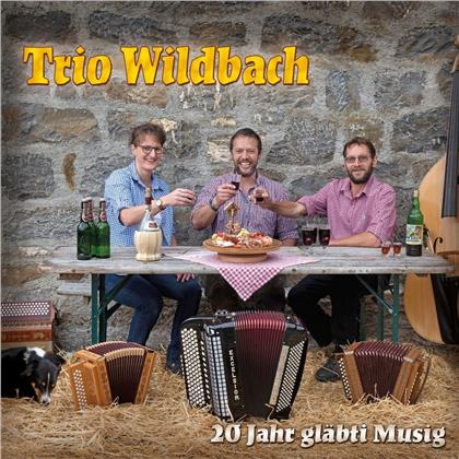 Trio Wildbach - 20 Jahr gläbti Musig