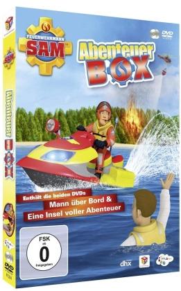 Feuerwehrmann Sam - Abenteuer Box (2 DVDs)