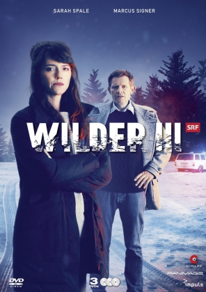 Wilder - Staffel 3 (3 DVDs)