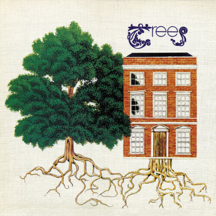 Trees - Garden Of Jane Delawney (2021 Reissue, Earth Recordings, Green Vinyl, LP)