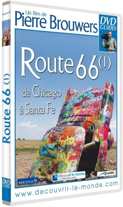Guides Route 66 (1) - De Chicago à santa Fe (DVD Guides)