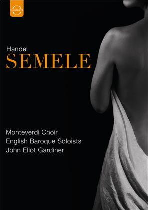 Monteverdi Choir, English Baroque Soloists & John Eliot Gardiner - Handel - Semele (2 DVDs)