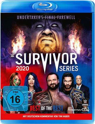 WWE: Survivor Series 2020