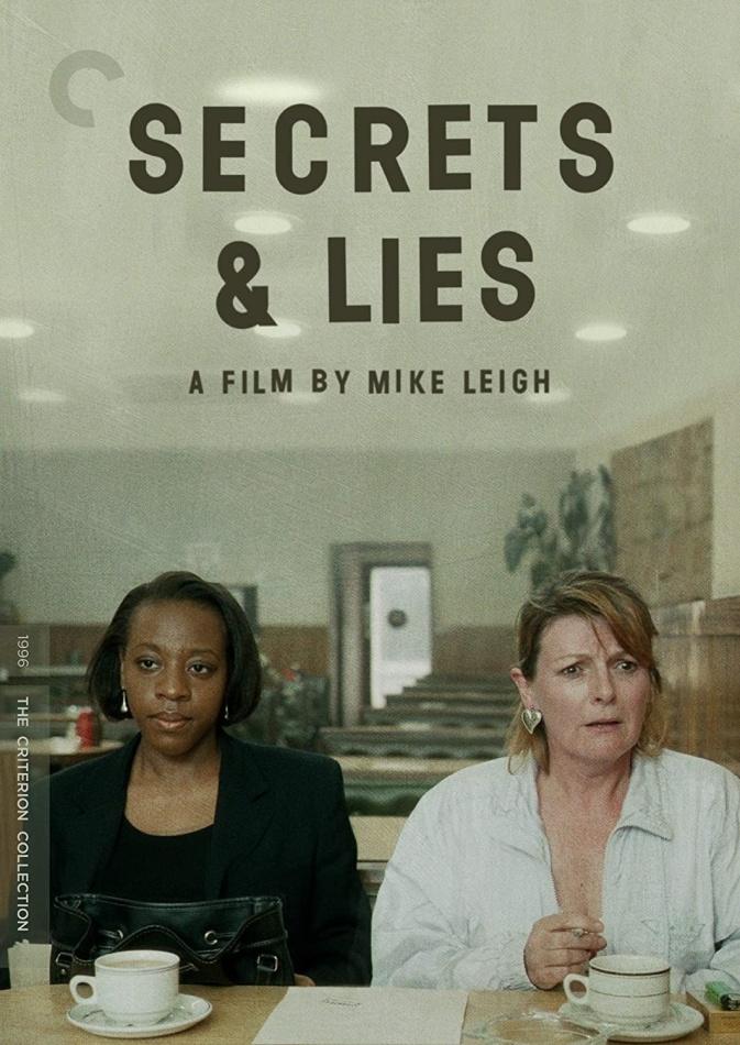 Secrets & Lies (1996) (Criterion Collection)