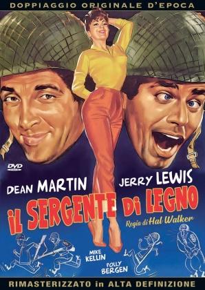 Il sergente di legno (1950) (Doppiaggio Originale D'epoca, HD-Remastered, s/w)