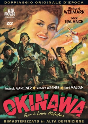 Okinawa (1951) (War Movies Collection, Doppiaggio Originale D'epoca, HD-Remastered)