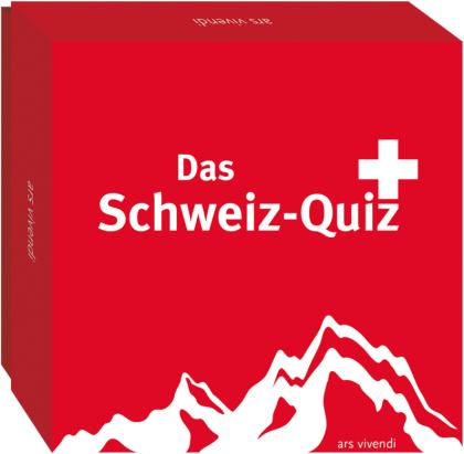 Schweiz-Quiz (Neuauflage)