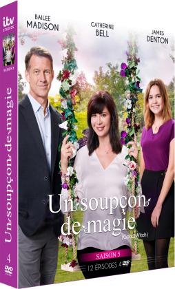 Un soupçon de magie - Saison 5 (4 DVDs)