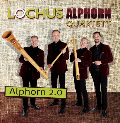 Lochus Alphorn Quartett - Alphorn 2.0