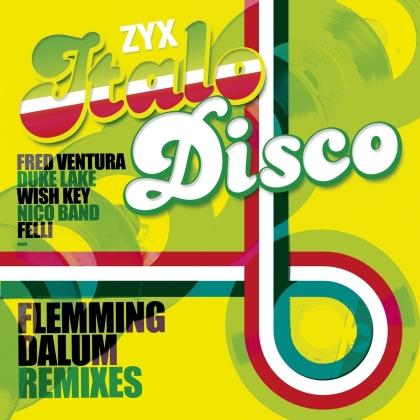 ZYX Italo Disco: Flemming Dalum Remixes (LP)