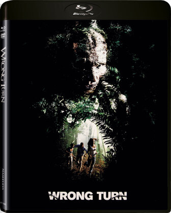 Wrong Turn (2003) (Limited Edition, Uncut, Blu-ray + DVD)