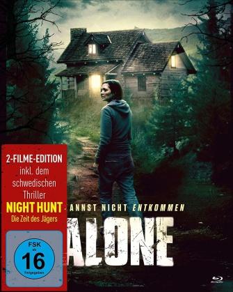 Alone - Du kannst nicht entkommen (2020) (Limited Edition, Mediabook, 2 Blu-rays)