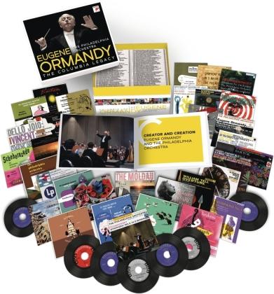 Eugene Ormandy - Eugene Ormandy - The Columbia Legacy (120 CDs)