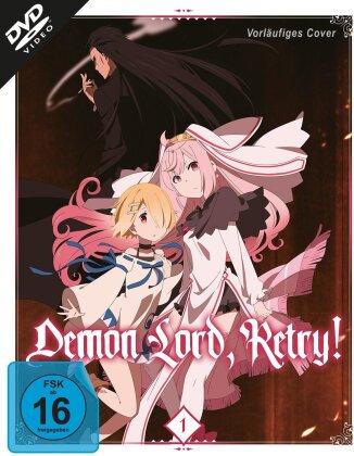 Demon Lord, Retry! - Vol. 1