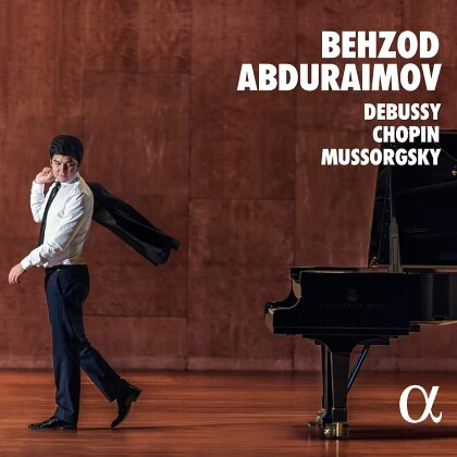 Claude Debussy (1862-1918), Frédéric Chopin (1810-1849), Modest Mussorgsky (1839-1881) & Behzod Abduraimov - Piano Works