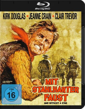 Mit stahlharter Faust - Man without a Star (1955)