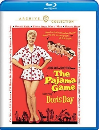 The Pajama Game (1957) (Warner Archive Collection)