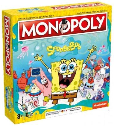 Monopoly Spongebob (d/f)