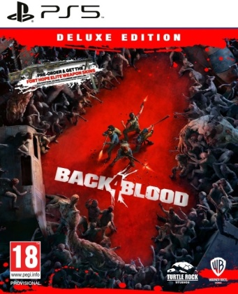 Back 4 Blood (Deluxe Edition)