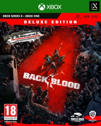 Back 4 Blood (Édition Deluxe)