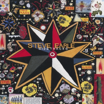 Steve Earle - Sidetracks (2021 Reissue, Music On CD)