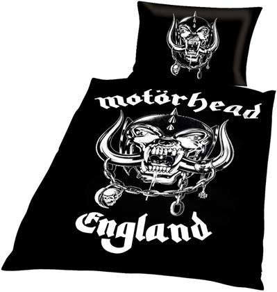 Motorhead - Motorhead (Single Duvet Cover)