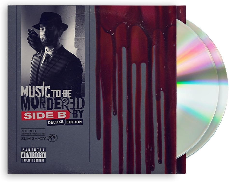 Eminem - Music To Be Murdered By - Side B (Deluxe Edition, 2 CDs)