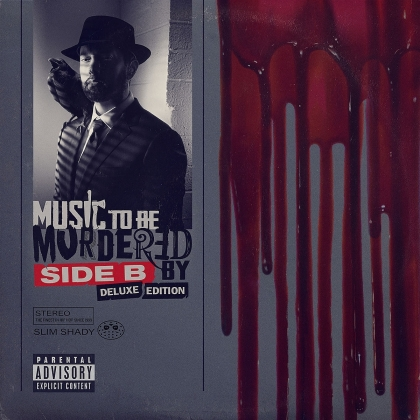 Eminem - Music To Be Murdered By - Side B (4 LPs)