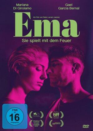 Ema - Sie spielt mit dem Feuer (2019)