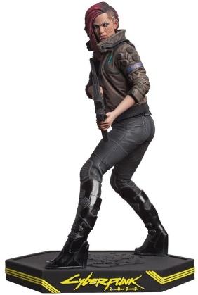 Cyberpunk 2077 - Female V Figure
