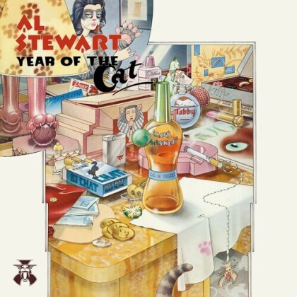 Al Stewart - Year Of The Cat (2021 Reissue, Esoteric, Expanded, Remastered, 2 CDs)