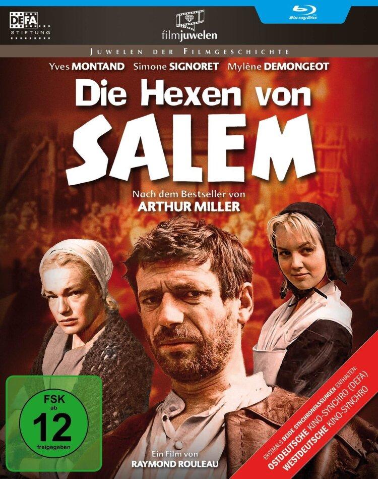 Die Hexen von Salem - Hexenjagd (1957) (Extended Edition, Kinoversion, 2 Blu-rays)