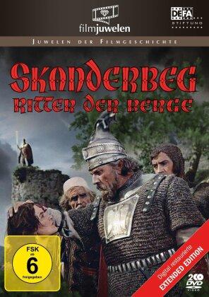 Skanderbeg - Ritter der Berge (1953) (DEFA Filmjuwelen, Extended Edition)