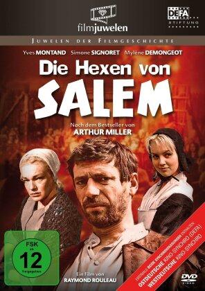 Die Hexen von Salem - Hexenjagd (1957) (Extended Edition, Kinoversion, 2 DVDs)