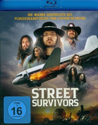 Street Survivors - Die wahre Geschichte des Flugzeugabsturzes von Lynyrd Skynyrd (2020)