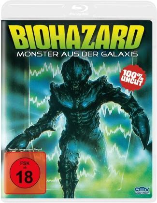 Biohazard - Monster aus der Galaxis (1985) (Uncut)