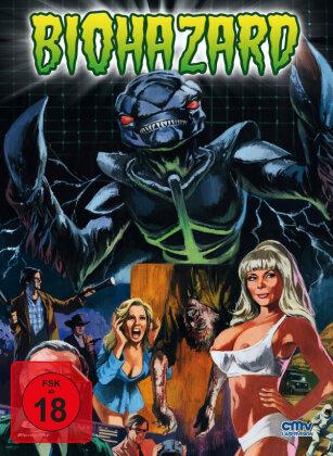 Biohazard - Monster aus der Galaxis (1985) (Edizione Limitata, Mediabook, Uncut, 2 Blu-ray)