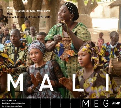 Mali Art Of Griots From Kela 1978-2019