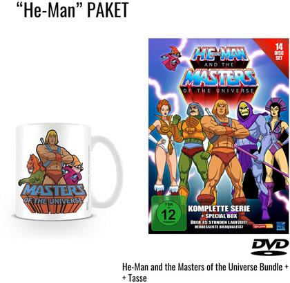 He-Man and the Masters of the Universe - Die komplette Serie (+ Tazza, Edizione Limitata, 14 DVD)