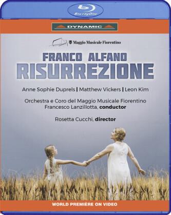 Orchestra e Coro del Maggio Musicale Fiorentino, Francesco Lanzillotta & Anne Sophie Duprels - Risurrezione (Dynamic)