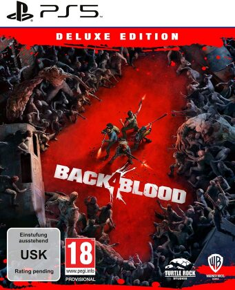 Back 4 Blood (German Deluxe Edition)