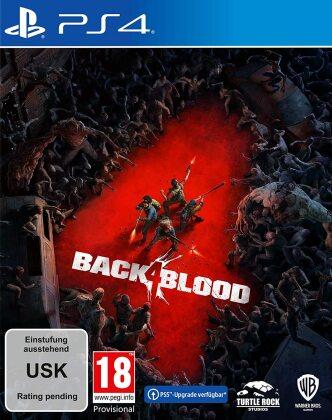 Back 4 Blood (German Edition)