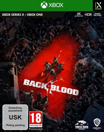 Back 4 Blood (German Edition)