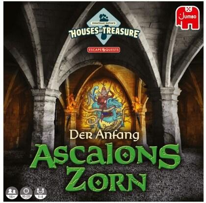 Escape Mission - Der Anfang - Ascalons Zorn