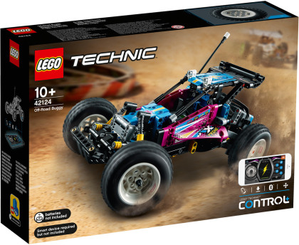 Geländewagen - Lego Technic, 374 Teile,