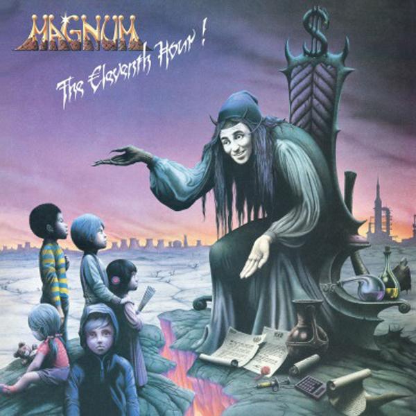 Magnum - Eleventh Hour (2021 Reissue, Music On Vinyl, Limited Edition, Purple Vinyl, LP)