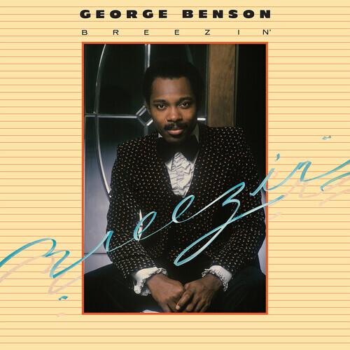 George Benson - Breezin' (2021 Reissue, Rhino, Blue Vinyl, LP)