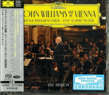 Live in Vienna (Japan Edition, Hybrid SACD)