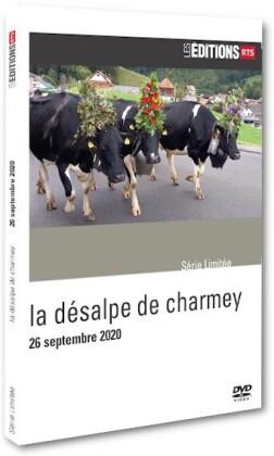 La désalpe de Charmey - 26 septembre 2020 (Les Éditions RTS)