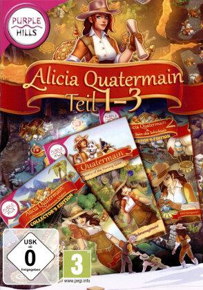 Alicia Quatermain 1-3